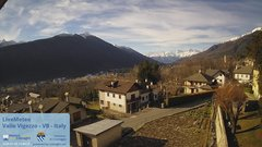 view from Valle Vigezzo on 2020-01-09