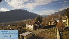 view from Valle Vigezzo on 2020-01-10