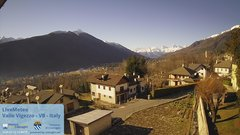view from Valle Vigezzo on 2020-01-12