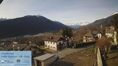 view from Valle Vigezzo on 2020-01-13