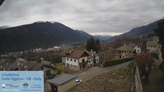 view from Valle Vigezzo on 2020-01-15