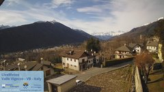 view from Valle Vigezzo on 2020-01-19
