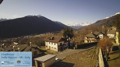 view from Valle Vigezzo on 2020-01-20