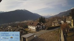 view from Valle Vigezzo on 2020-01-25