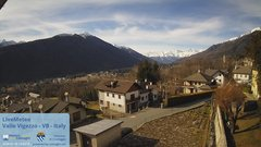 view from Valle Vigezzo on 2020-01-30