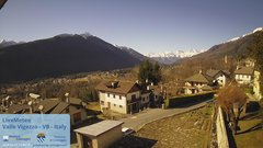 view from Valle Vigezzo on 2020-02-07