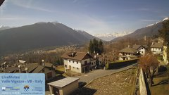 view from Valle Vigezzo on 2020-02-22