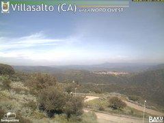 view from Villasalto on 2020-04-13