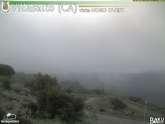 view from Villasalto on 2020-04-20