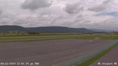 view from Mifflin County Airport (east) on 2019-09-12