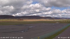 view from Mifflin County Airport (east) on 2019-11-08