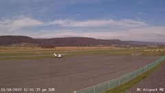 view from Mifflin County Airport (east) on 2019-11-10