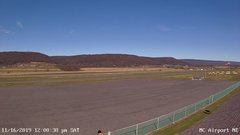 view from Mifflin County Airport (east) on 2019-11-16