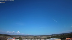 view from Fontanars2 AVAMET on 2019-09-17
