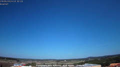 view from Fontanars2 AVAMET on 2019-09-19