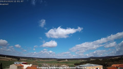view from Fontanars2 AVAMET on 2020-03-26