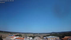 view from Fontanars2 AVAMET on 2020-07-28