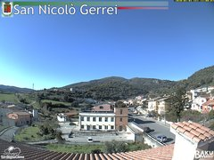 view from San Nicolò on 2020-01-01