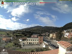 view from San Nicolò on 2020-01-12