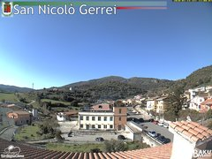 view from San Nicolò on 2020-01-14