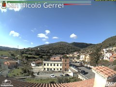 view from San Nicolò on 2020-01-17