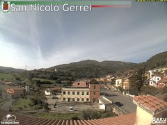 view from San Nicolò on 2020-01-25
