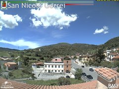 view from San Nicolò on 2020-05-04