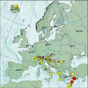 view from Erdbeben Europa on 2020-06-29