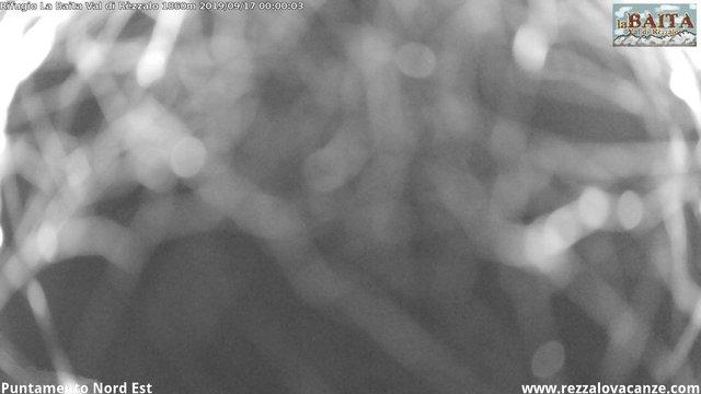 time-lapse frame, Val di Rèzzalo NE webcam