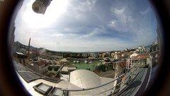 view from Oss. Meteorologico di Gabicce Mare e Cattolica on 2019-09-15