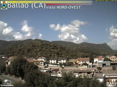 view from Ballao on 2019-10-14