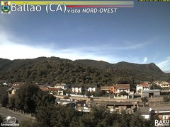 view from Ballao on 2019-11-14