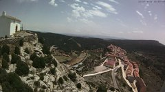 view from Xodos - Sant Cristòfol on 2020-07-12