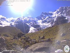 view from Rifugio Zamboni on 2019-09-12