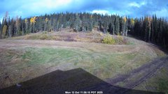 view from Nordic Centre Lodge on 2020-10-12