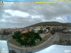 view from San Basilio on 2019-10-03
