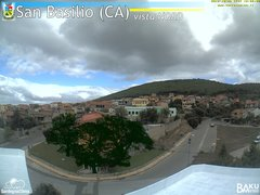 view from San Basilio on 2019-10-06