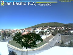 view from San Basilio on 2019-10-09