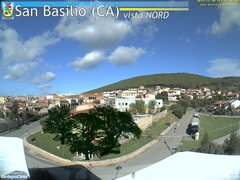 view from San Basilio on 2019-11-30
