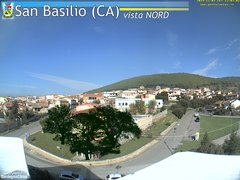 view from San Basilio on 2019-12-02