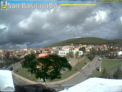 view from San Basilio on 2019-12-05