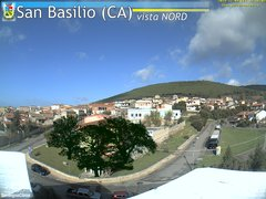 view from San Basilio on 2019-12-09