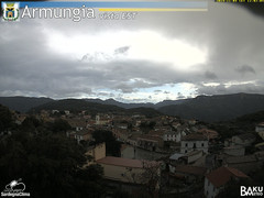 view from Armungia on 2019-11-09