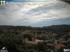 view from Armungia on 2020-05-24