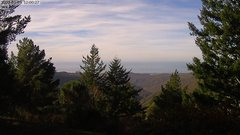 view from Kings Mountain on 2020-01-03