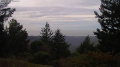 view from Kings Mountain on 2020-01-23
