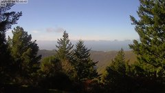 view from Kings Mountain on 2020-02-08