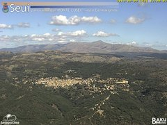 view from Monte Lusei Seui on 2019-09-09