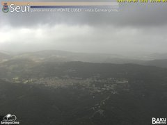 view from Monte Lusei Seui on 2019-10-07