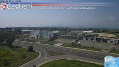 view from Sestu Cortexandra on 2020-03-30